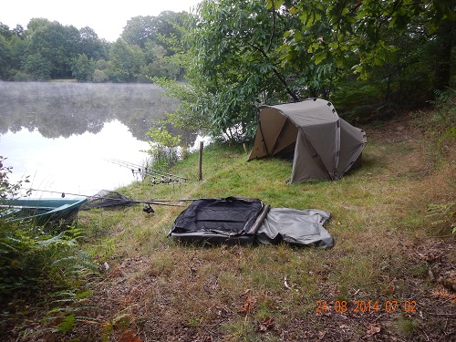 Carp Fishing Holidays In France Swim7